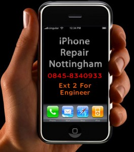 iphone repairs nottingham